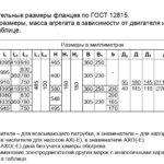 АГРЕГАТ ЭЛЕКТРОНАСОСНЫЙ АХ65-40-200