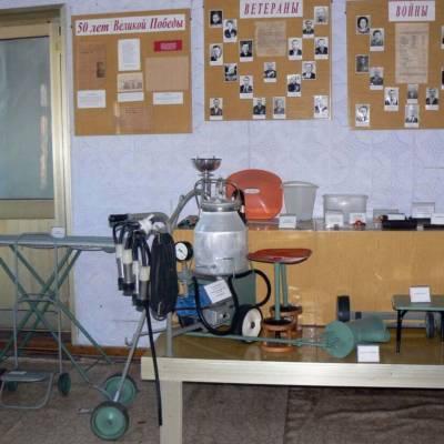 сент заводского музея