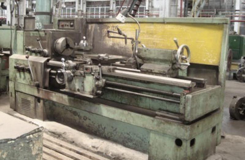 Токарно-винторезный станок МК6165